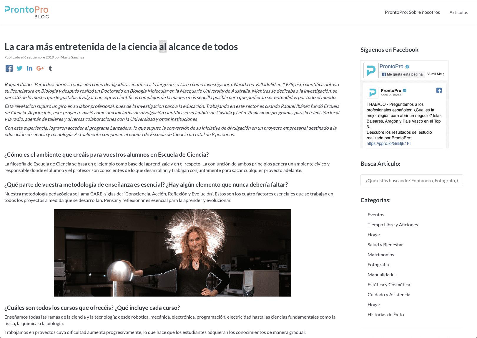 https://www.prontopro.es/blog/la-cara-mas-entretenida-de-la-ciencia-al-alcance-de-todos/