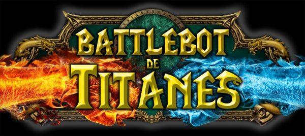 Battlebot de Titanes