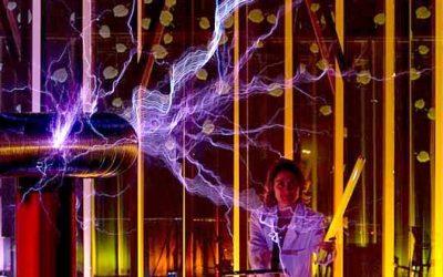 experimento de electricidad