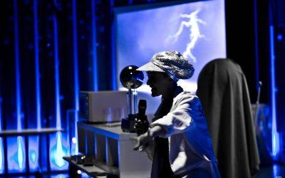 Descubre la electrcidad